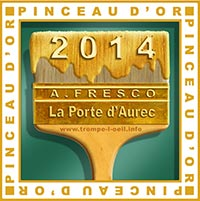 pinceau d'or 2014